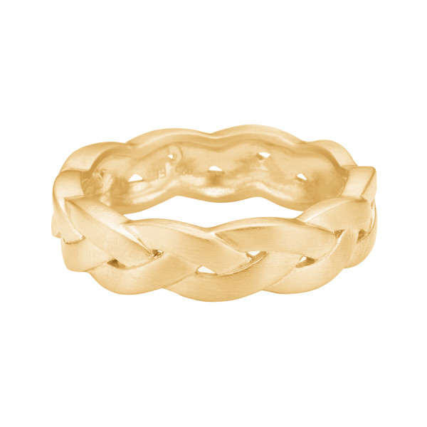 Ring, braided