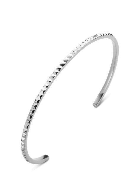 Gold Peak bracelet hvidguld