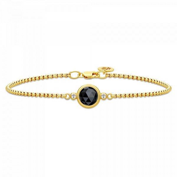 Moon bracelet sort