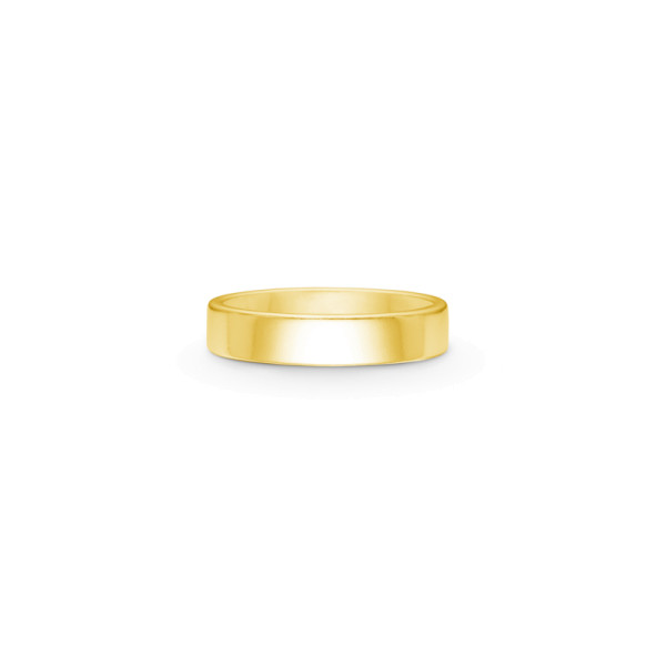 Chunky Small Ring - Gold