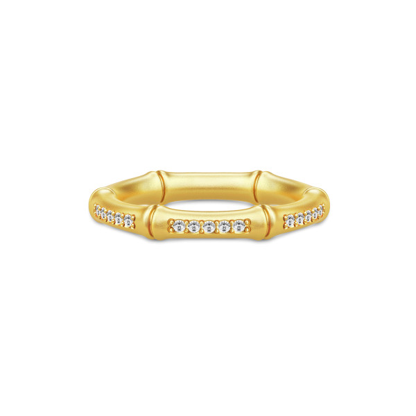 BAMBOO NOBLE RING