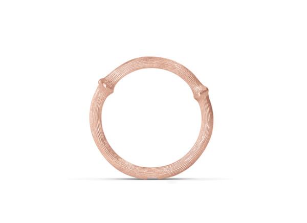 Nature ring 2 rosaguld