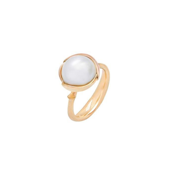 Lotus Ring lille perle