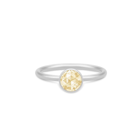 Cocktail Ring small - Lemon