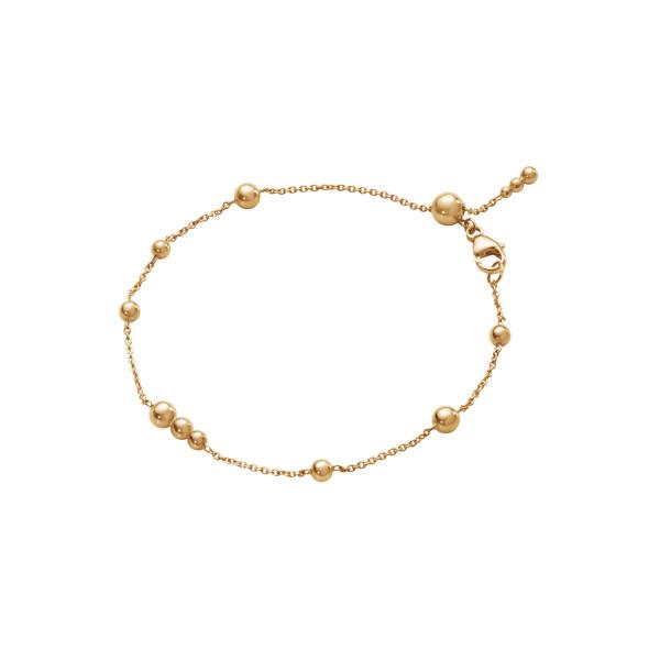 MOONLIGHT GRAPES armbånd – 18 kt. rosa guld
