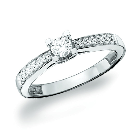 Kleopatra Queen ring 0.33 ct
