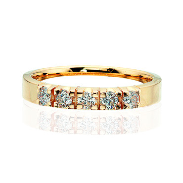 Grace Ring 5 x 0.07 ct