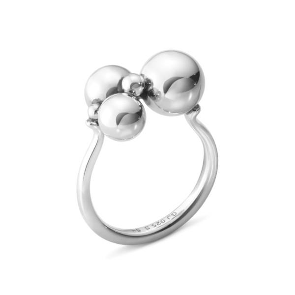Grape ring lille sølv