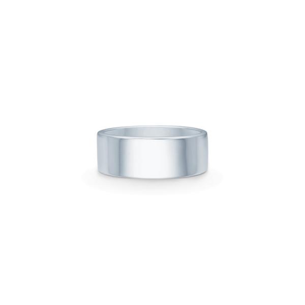 Chunky Ring - Rhodium