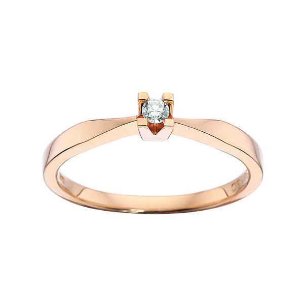 Kleopatra ring 0.05 ct