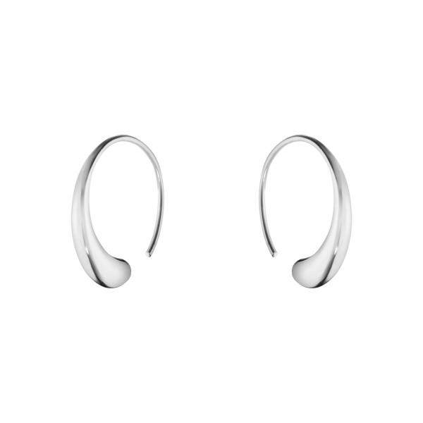 MERCY, stor ørering – sterling sølv