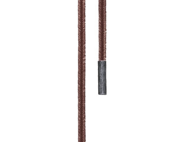 Design snor brun