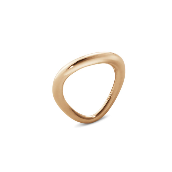 OFFSPRING ring - 18 kt. rosa guld