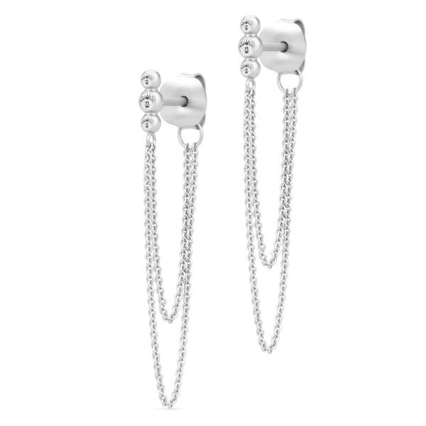 Fina Chain øreringe