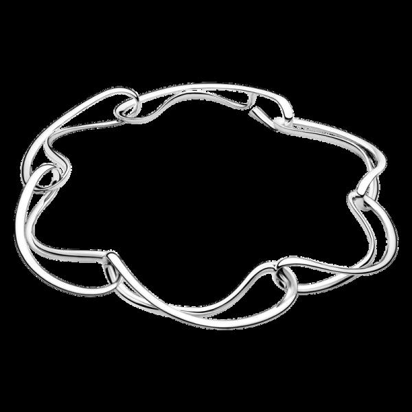 INFINITY halskæde - sterlingsølv