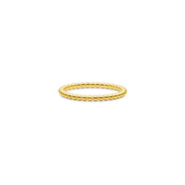 Bubbly Ring Small - Gold