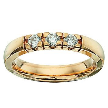 Grace Ring 3 x 0.11 ct
