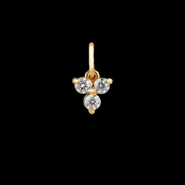 Fryd diamant vedhæng 0,180ct