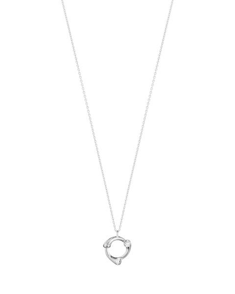 MAGIC vedhæng - 18 kt. hvidguld med diamanter