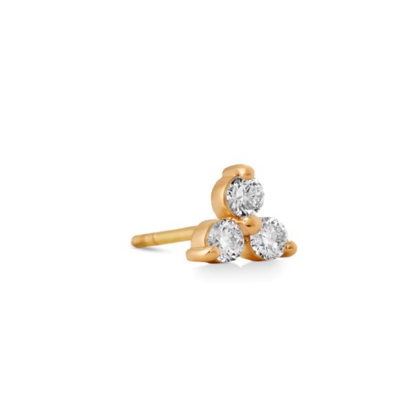 Fryd diamant ørestikker L