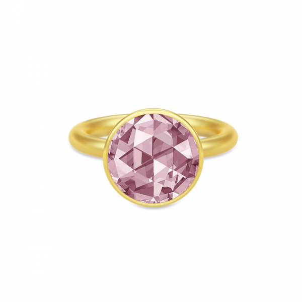 Cocktail Ring - Rhodolite