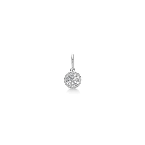Rock diamant vedhæng, mini