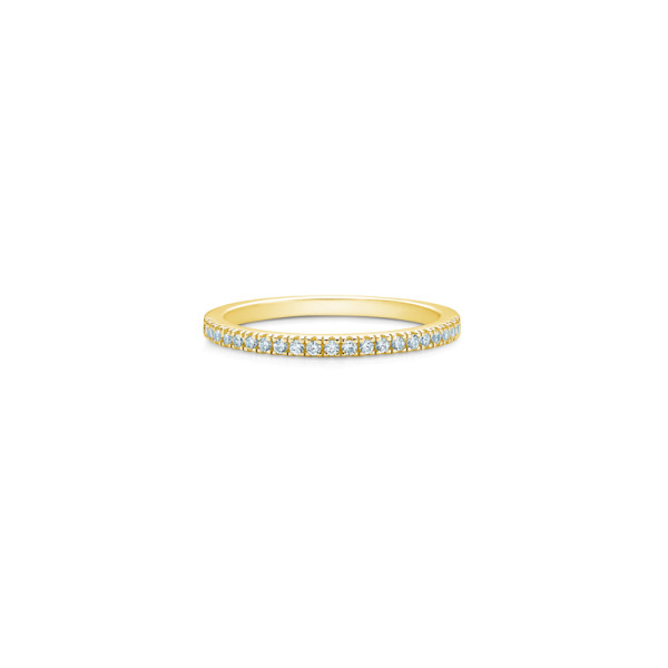 Simplicity Ring - Gold/White