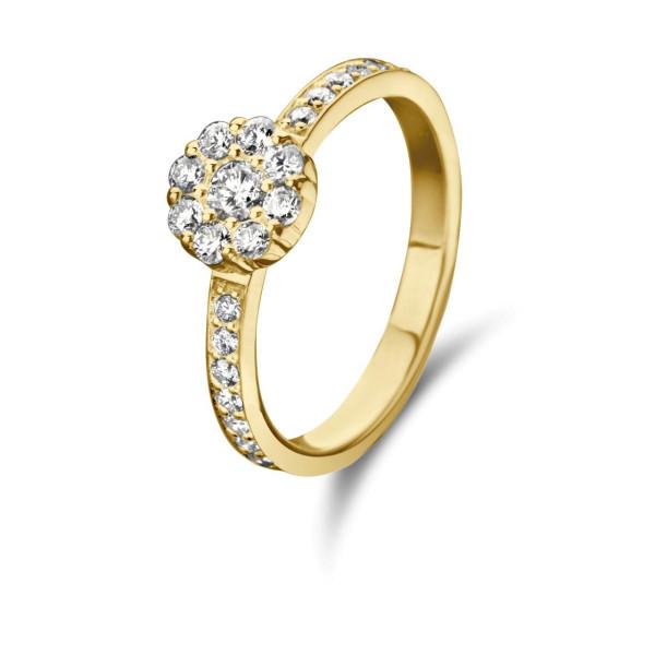 Vanity ring 0,55ct