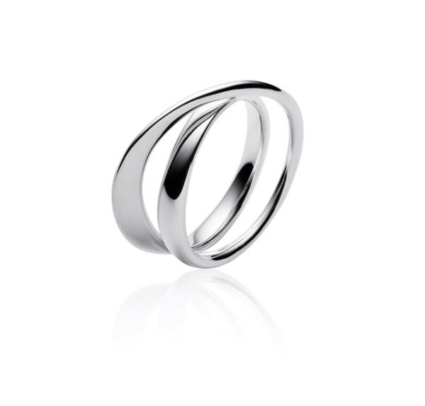 MÖBIUS ring - sterlingsølv