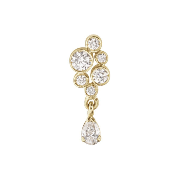 Petite Splash earring