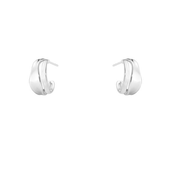 MARCIA øreringe - sterlingsølv