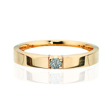 Grace Ring 1 x 0.07 ct