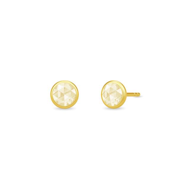 Cocktail øreringe - Lemon