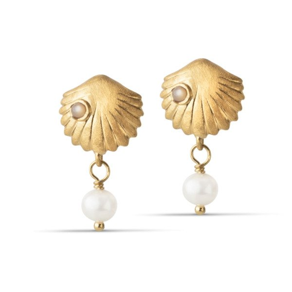 Earring, Bay scallop