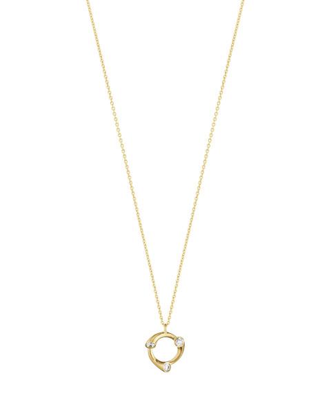 MAGIC vedhæng - 18 kt. guld med diamanter