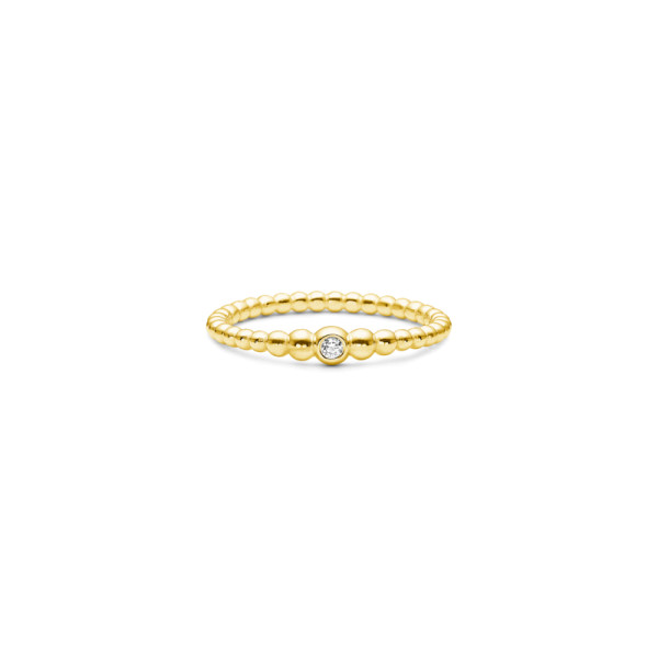 Bubbly Ring - Gold