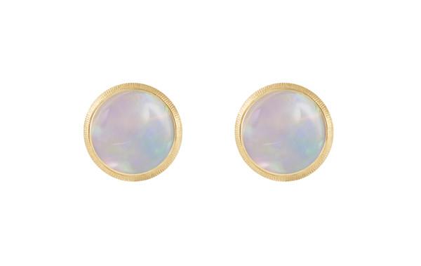 Lotus ørestikker opal