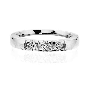 Grace Ring 3 x 0.07 ct