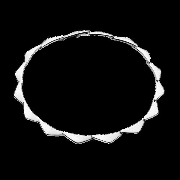 PEAK halskæde - sterlingsølv