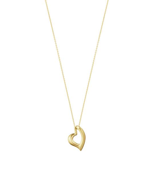 HEARTS OF GEORG JENSEN vedhæng - 18 kt. guld