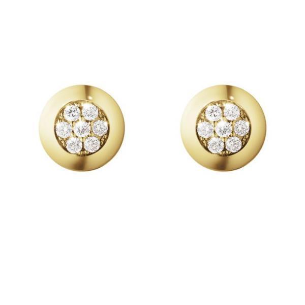 Aurora Earrings Diamant Pavé 0,21 ct.