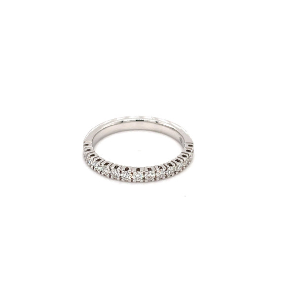Halvalliance ring 0,58ct TW/SI