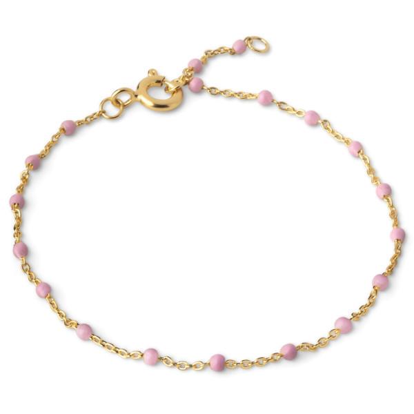 Bracelet, Lola light pink