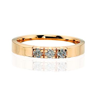 Grace Ring 3 x 0.04 ct