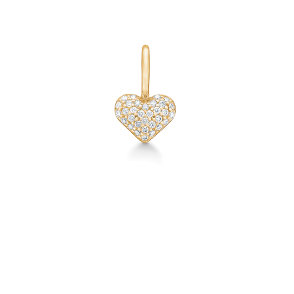 ROCK MY HEART DIAMANT VEDHÆNG