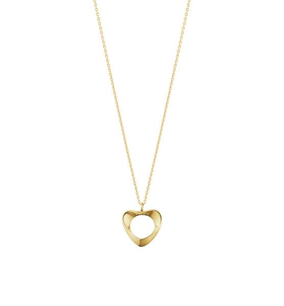 HEARTS OF GEORG JENSEN vedhæng - 18 kt. guld, lille