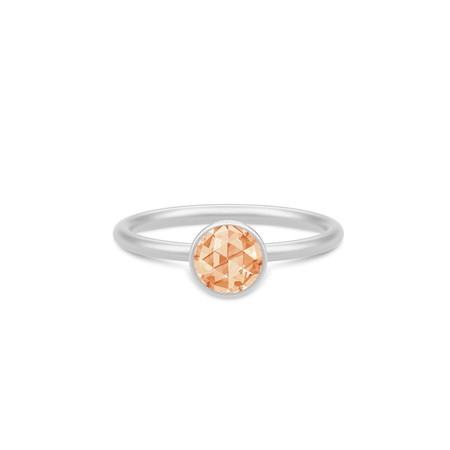 Cocktail Ring small - Champagne