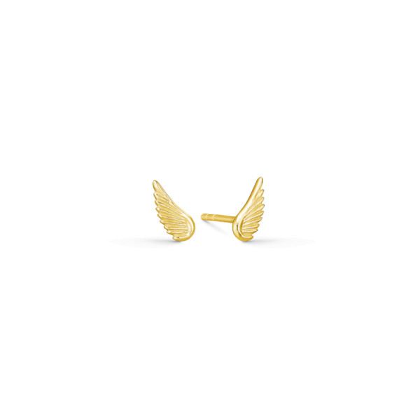 Dove Earstuds - Gold