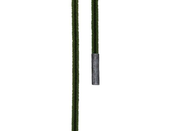 Design snor mørk grøn