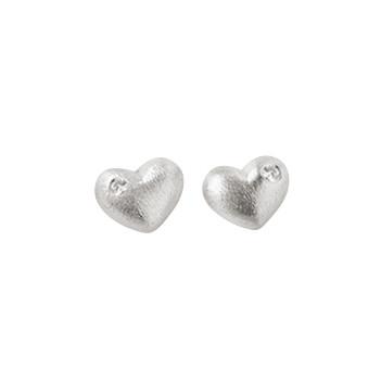 Hearts ørestikker 2 brillianter
